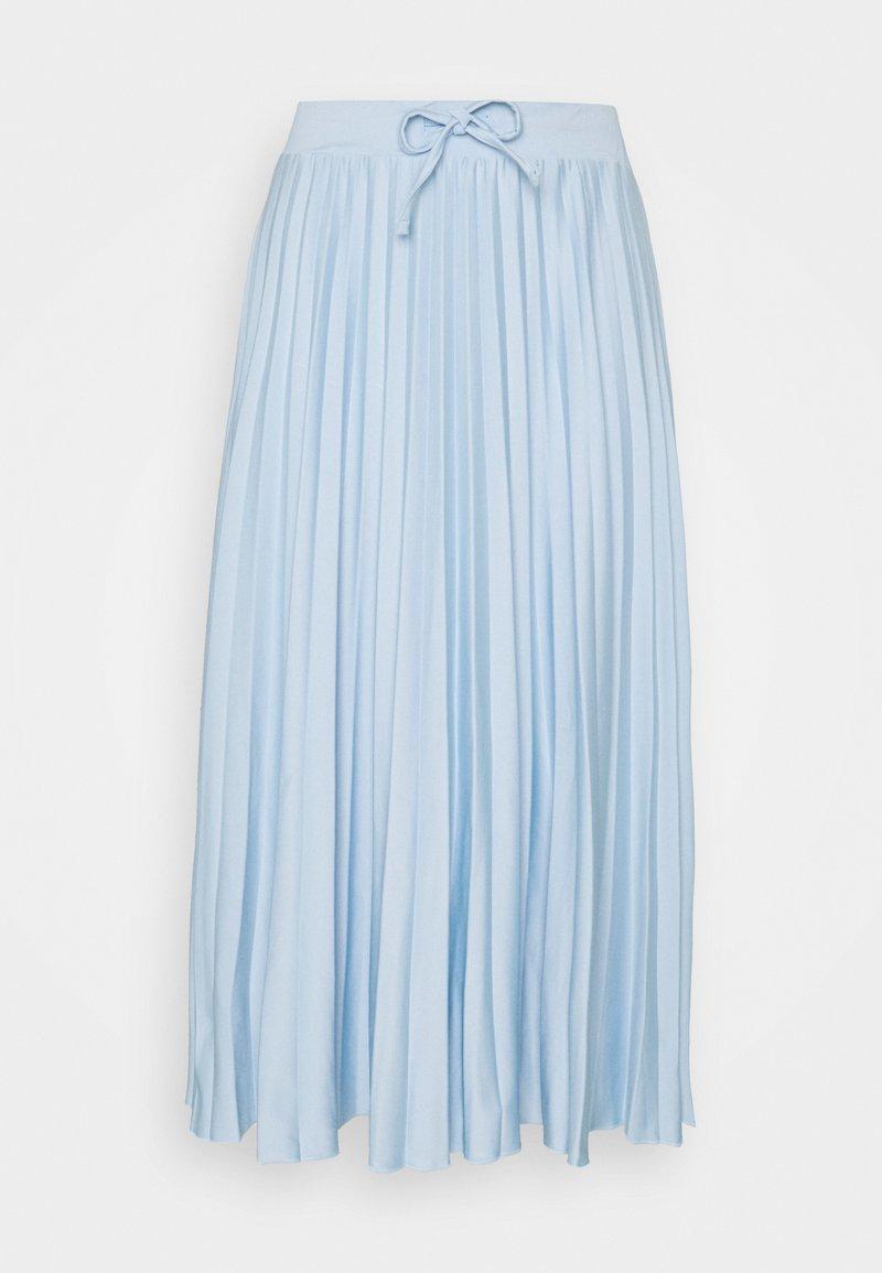 edc by Esprit - Pleated skirt - light blue