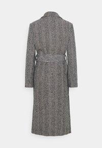 NAF NAF - Classic coat - ahello noir/black - 1
