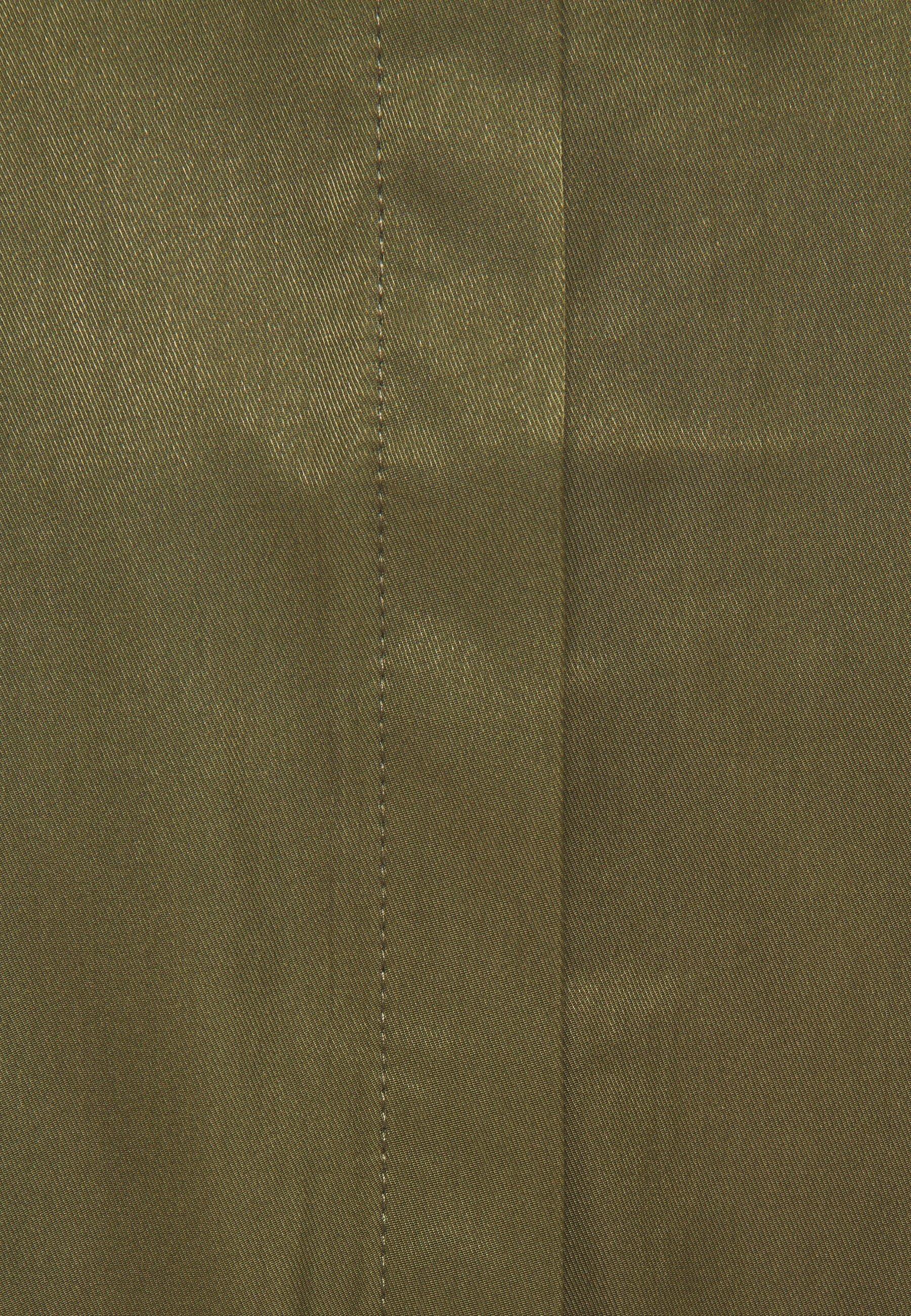 Object OBJEILEEN DRESS Blusenkleid burnt olive/khaki