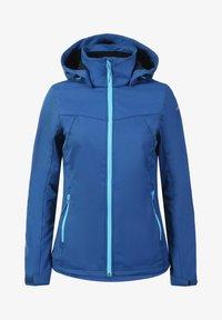 Icepeak - Soft shell jacket - marineblau - 0