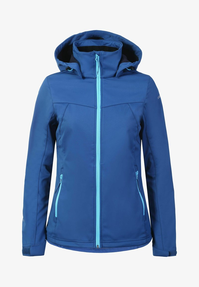 Icepeak - Soft shell jacket - marineblau