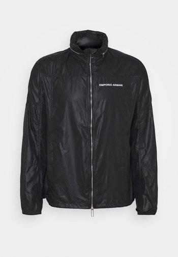 BLOUSON JACKET - Summer jacket - nero