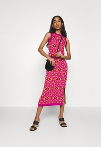Never Fully Dressed - JASMINE MIDI SKIRT - Pencil skirt - orange - 1