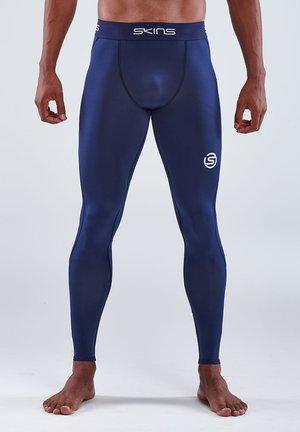 Unterhose lang - navy blue