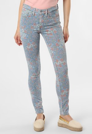 SHAPING SKINNY - Jeans Skinny Fit - multi-coloured