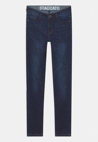 Staccato - Jeans Skinny Fit - dark blue denim - 0