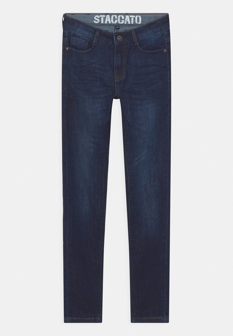 Staccato - Jeans Skinny Fit - dark blue denim