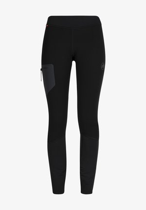 ACONCAGUA LONG - Legginsy - black