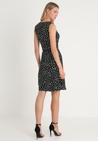 Anna Field - Day dress - black/off-white - 2