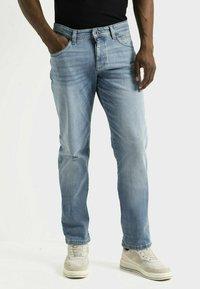 camel active - Straight leg jeans - bleach blue - 0
