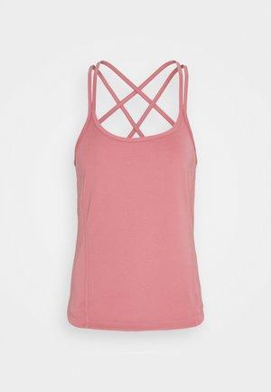 AVRIL - Top - rouge/blushing pink