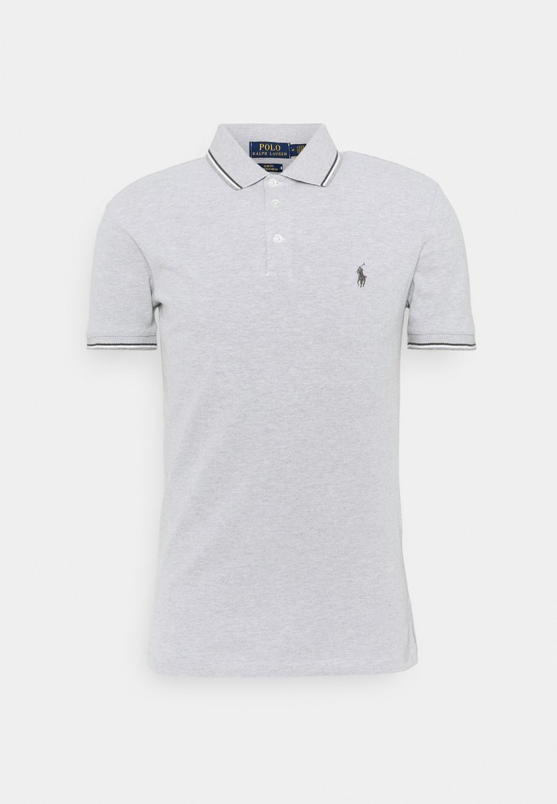 Polo Ralph Lauren - SHORT SLEEVE - Poloshirts - league heather