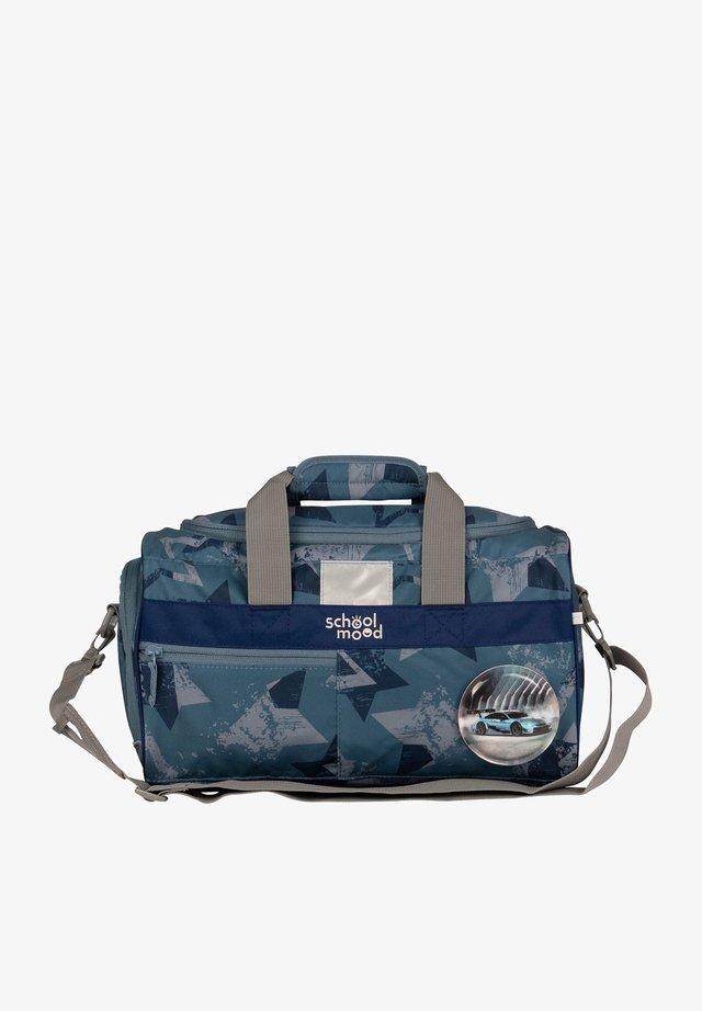 Sports bag - blue-grey