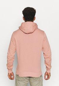 The North Face - DREW PEAK - Sweat à capuche - pink - 2