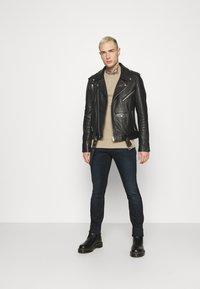G-Star - LANCET SKINNY - Jeans Skinny Fit - worn in nightfall - 1