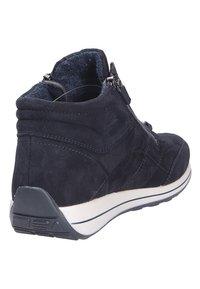 ara - COMFORT - Höga sneakers - blau (05) - 7