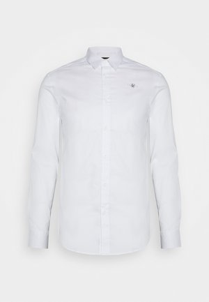 STANDARD COLLAR SHIRT - Formal shirt - white