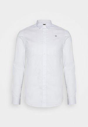 STANDARD COLLAR SHIRT - Kostymskjorta - white