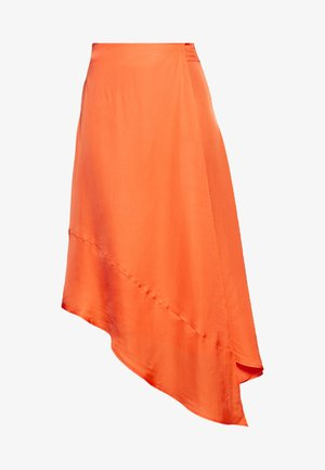 RAEN - Maxi skirt - coral