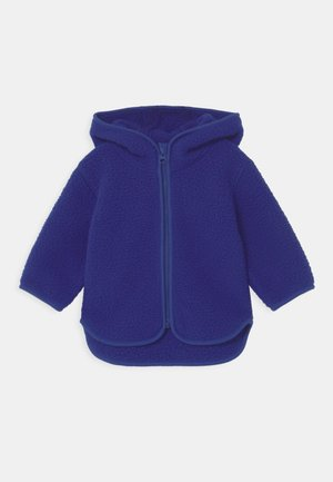 UNISEX - Fleece jacket - solid blue