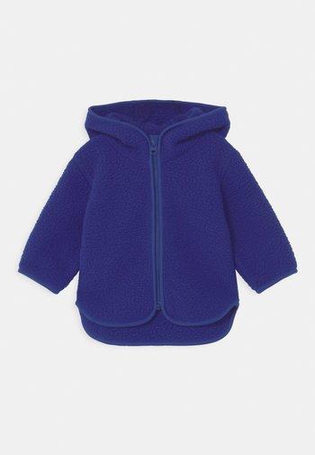 UNISEX - Fleece jacket - solid blue
