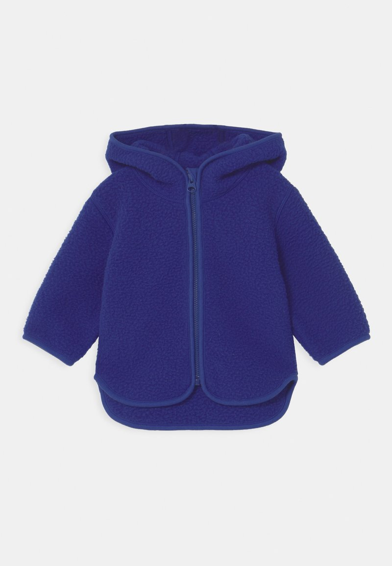 ARKET - UNISEX - Fleece jacket - solid blue