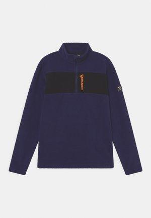 VAUGHNY BOYS - Fleece jumper - evening blue