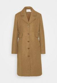 Classic coat - brown sugar