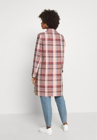 Tommy Hilfiger - TESS BLEND CHECK - Classic coat - cameo - 2