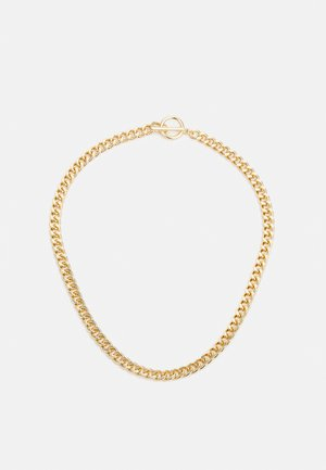 UNISEX - Necklace - gold-coloured