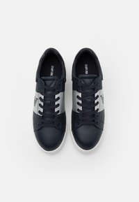 Emporio Armani - Sneaker low - blue navy/silver - 3