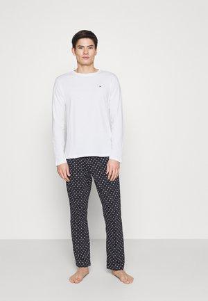 PANT SET PRINT - Pyjama set - blue