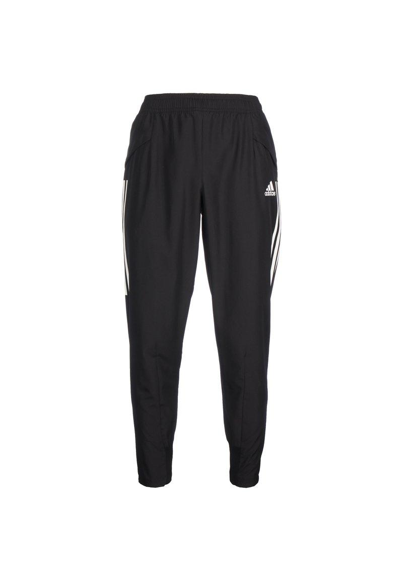adidas Performance - CONDIVO 20 PRE-MATCH PANTS - Pantalon de survêtement - black / white