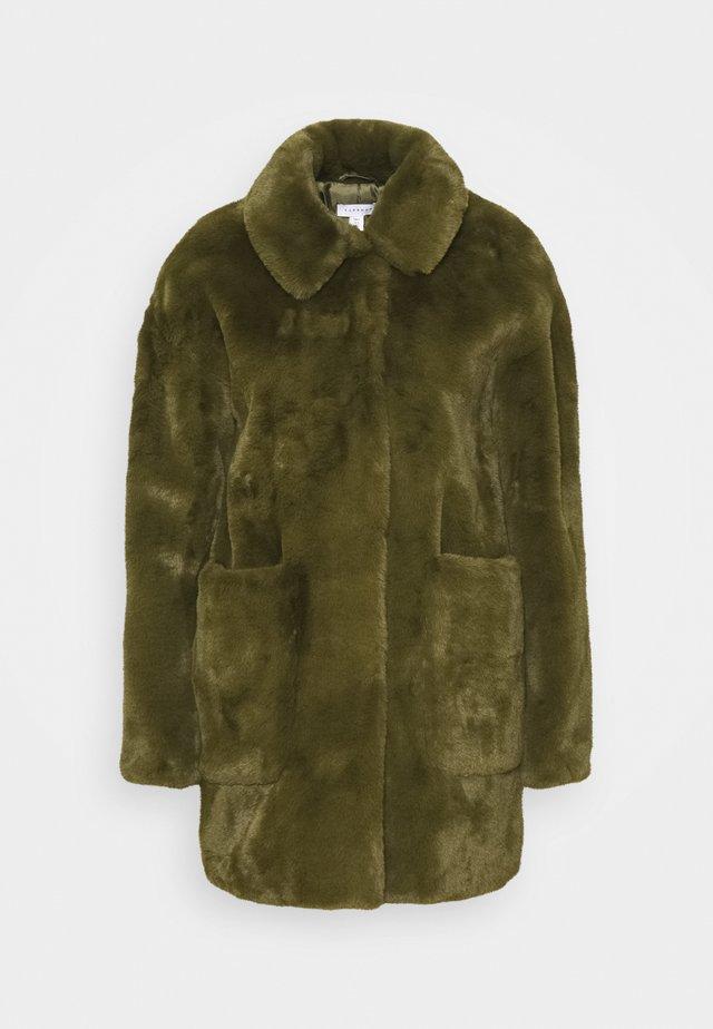 COAT - Klassinen takki - khaki