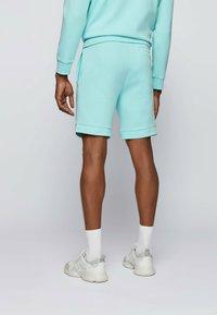 BOSS - HEADLO  - Shorts - open blue - 2