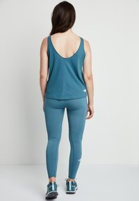 The North Face - Tights - mallard blue - 2
