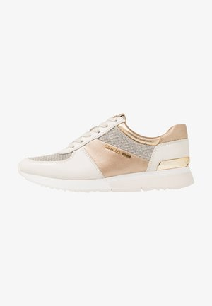 ALLIE TRAINER - Trainers - gold