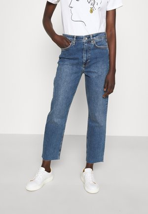 NINA CIGARETTE  - Jeansy Relaxed Fit - rye harbor