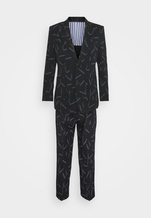 DANDY CIGARETTE SUIT - Suit - navy