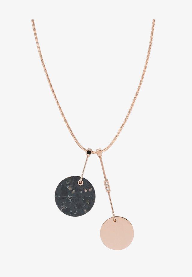 ELLEN - Collier - rose gold