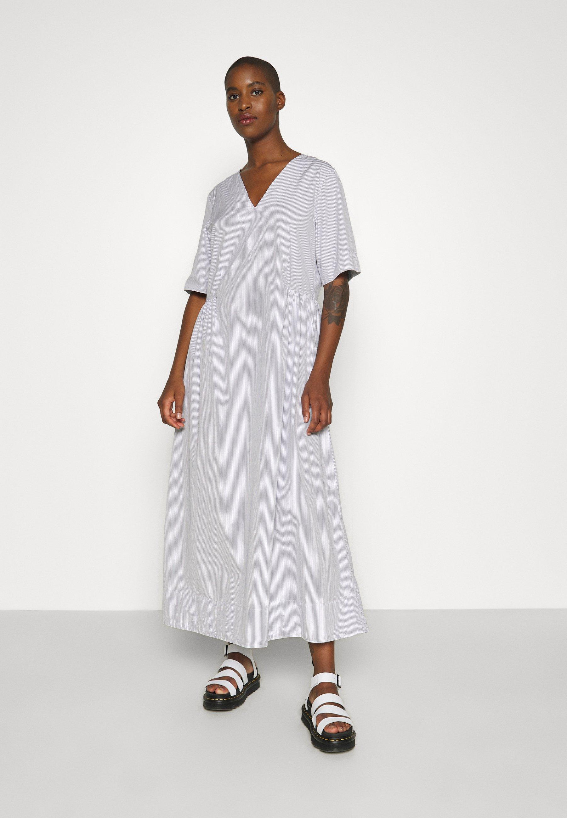 Donna NOVA POPLIN DRESS - Vestito lungo