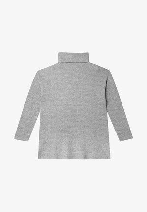 MIT ROLLKRAGEN  - Jumper - grey