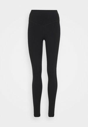 REAL ME - Pantaloni sportivi - true black
