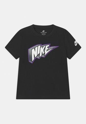 THUNDER BLOCK  - Print T-shirt - black