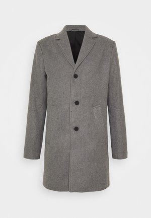 JACKET FAYETTE - Mantel - grey melange