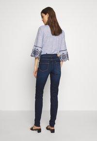 Marc O'Polo DENIM - ALVA - Jeans Skinny Fit - basically blues wash - 2