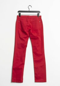 NAF NAF - Trousers - red - 1