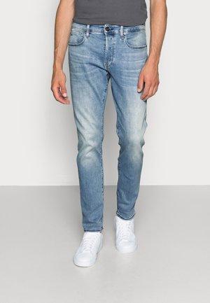 3301 SLIM - Jeans slim fit - elto superstretch - lt indigo aged