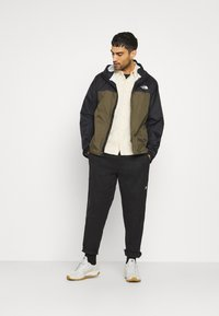 The North Face - VENTURE 2 JACKET  - Hardshell jacket - black/taupe - 1