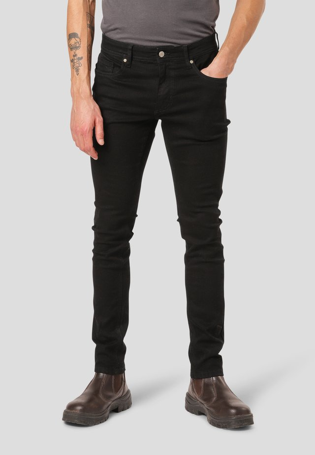 BRICE  - Jeans Slim Fit - jet black